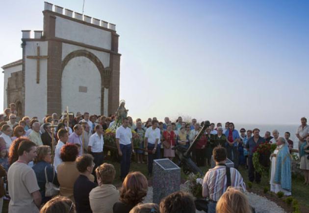 Kapelle von Guía- Novene