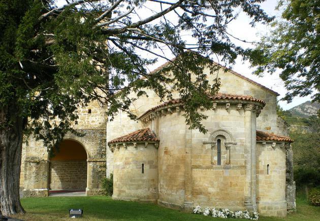 Kloster von San Pedro von Villanueva