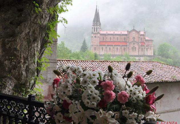 Santurario de Covadonga