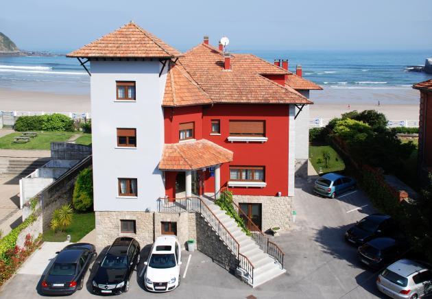 Hôtel Ribadesella Playa ***
